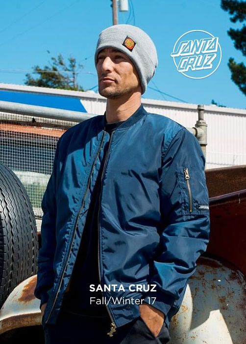 SANTA CRUZ Fall/Winter 17