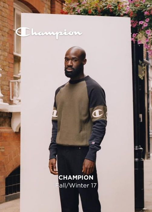 CHAMPION Fall/Winter 17