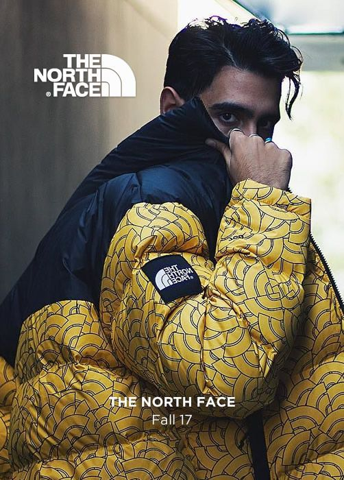 THE NORTH FACE Fall 17