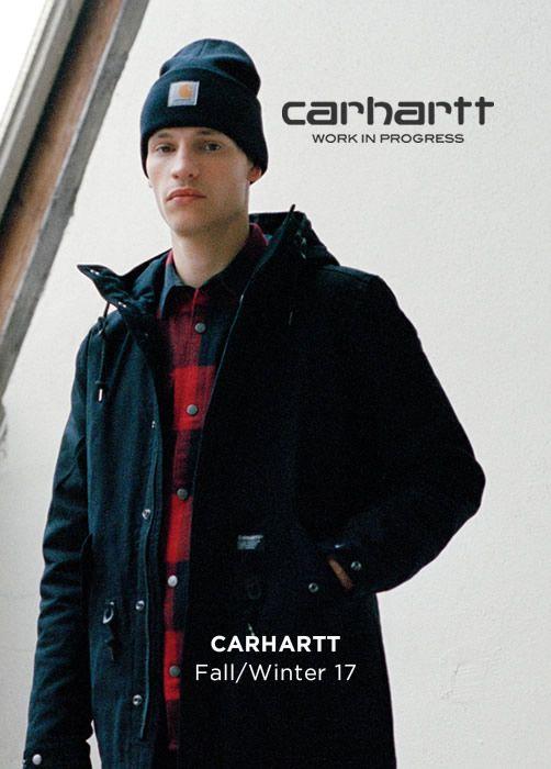 CARHARTT Fall/Winter 17