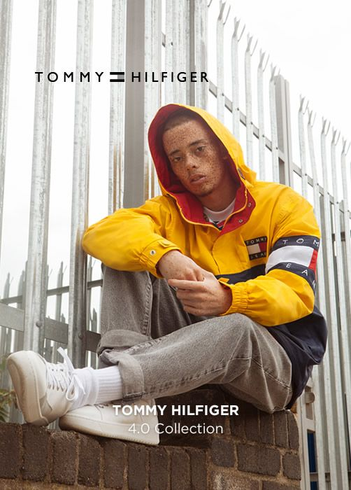 TOMMY HILFIGER 4.0 Collection