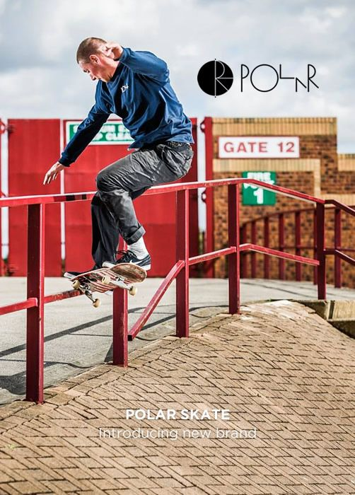 POLAR SKATE Introducing new brand