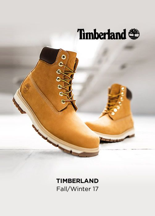 TIMBERLAND Fall/Winter 17