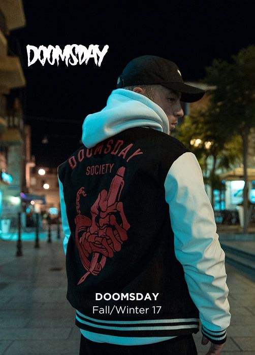 DOOMSDAY Fall/Winter 17