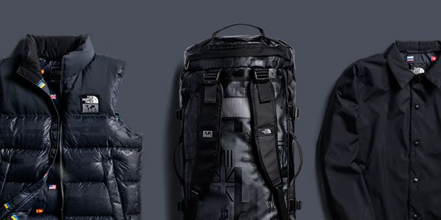 504ec865d The North Face International Collection | Free shipping at Graffitishop