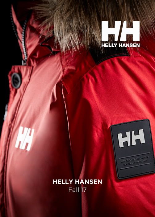 HELLY HANSEN Fall 17