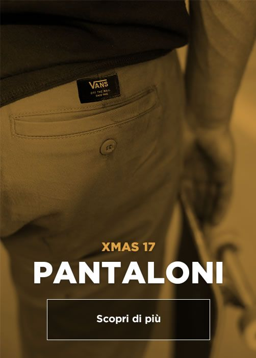 XMAS 17 - Pantaloni