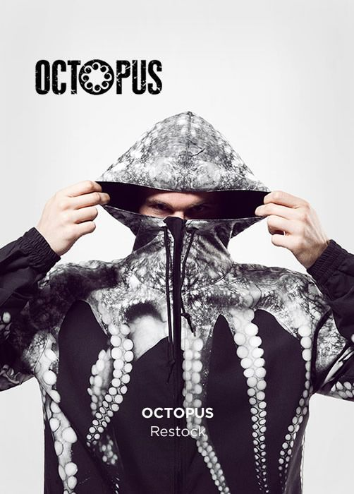 OCTOPUS Restock