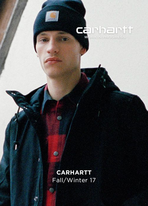 CARHARTT Fall/Winter 17