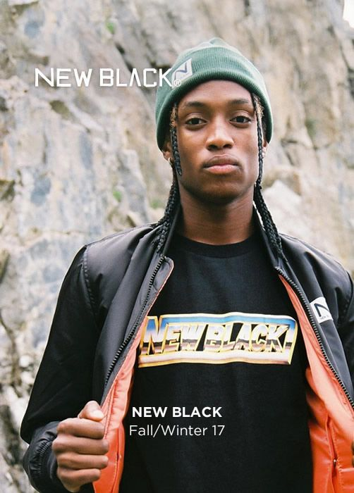 NEW BLACK Fall/Winter 17