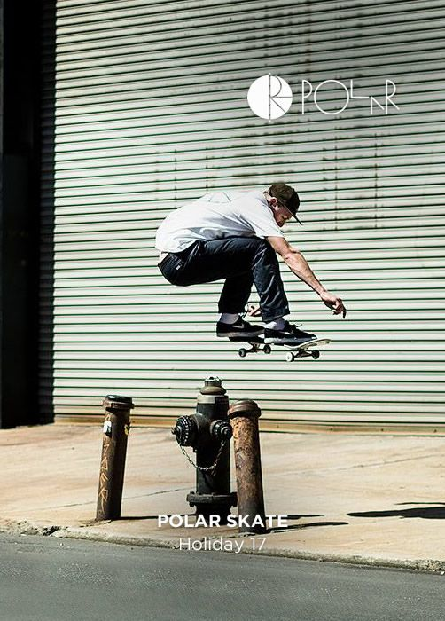 POLAR SKATE Holiday 17