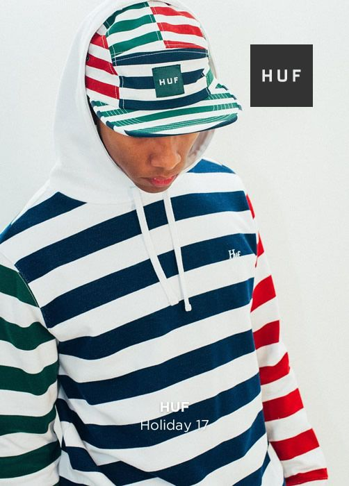 HUF Holiday 17