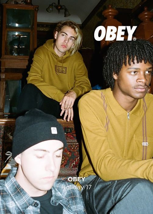 OBEY Holiday 17