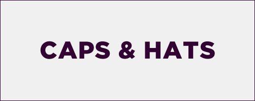 SALE -50% Caps & Hats