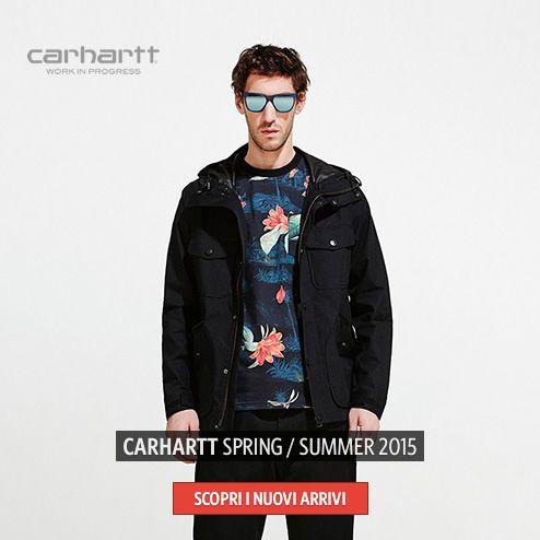 CARHARTT Spring / Summer 2015