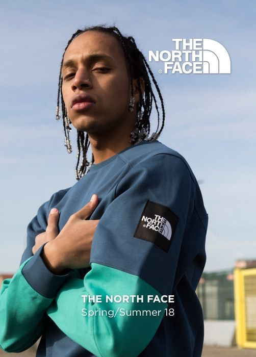 THE NORTH FACE Spring/Summer 18