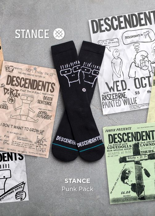 STANCE Punk Pack