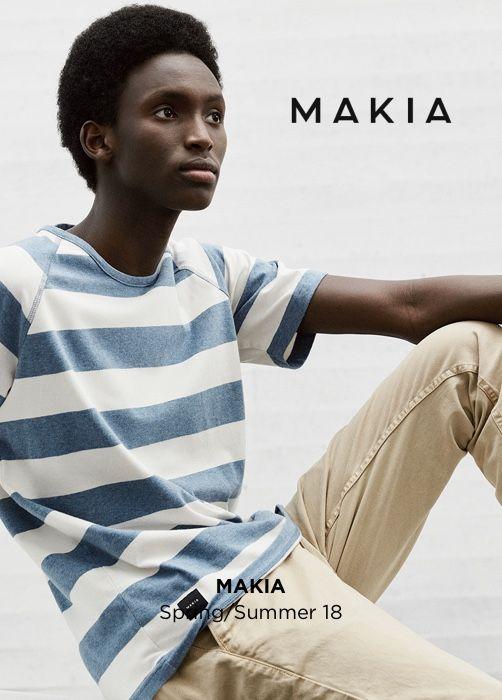MAKIA Spring/Summer 18