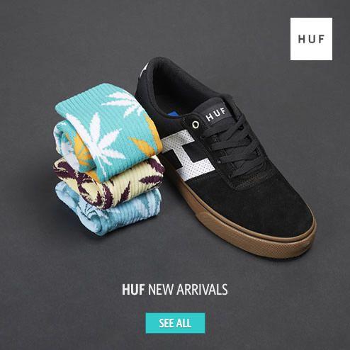 HUF New Arrivals