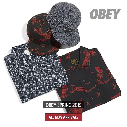 OBEY Spring 2015