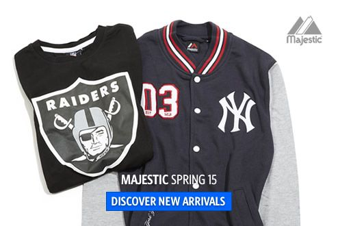 MAJESTIC New Arrivals