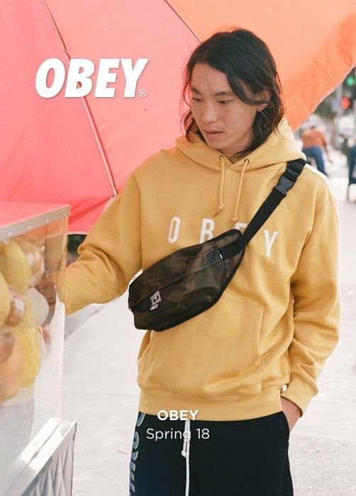 OBEY Spring 18