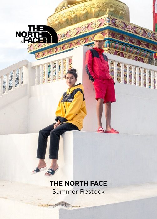THE NORTH FACE Summer Restock