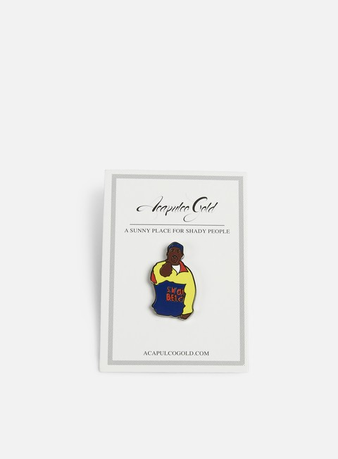 Various Accessories Acapulco Gold Chef Pintrill Pin