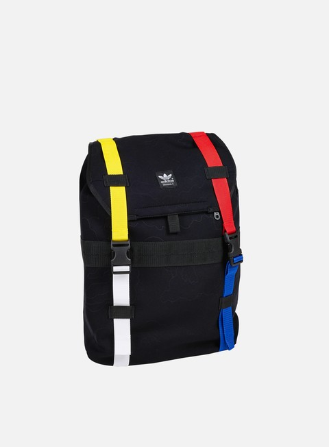 accessori adidas originals adventure backpack black