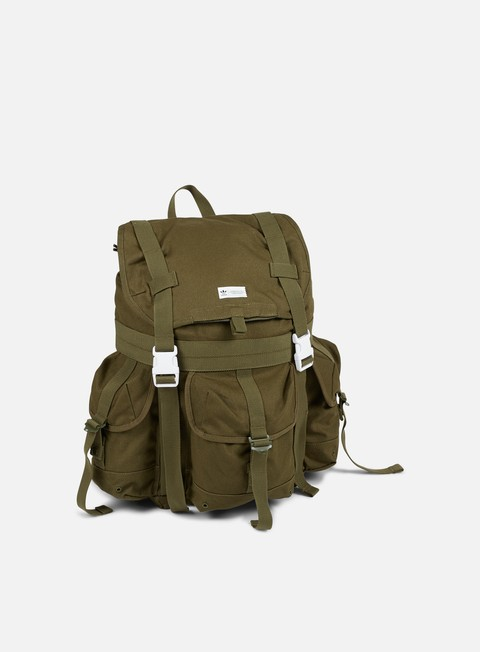 accessori adidas originals backpack olive cargo