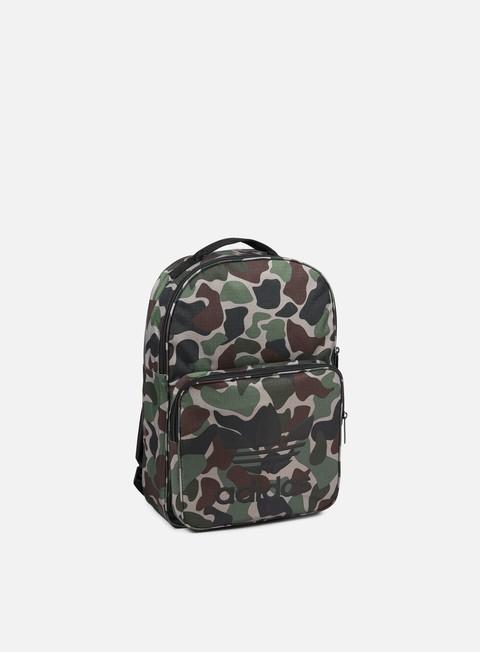 Outlet e Saldi Zaini Adidas Originals Classic Camouflage Backpack