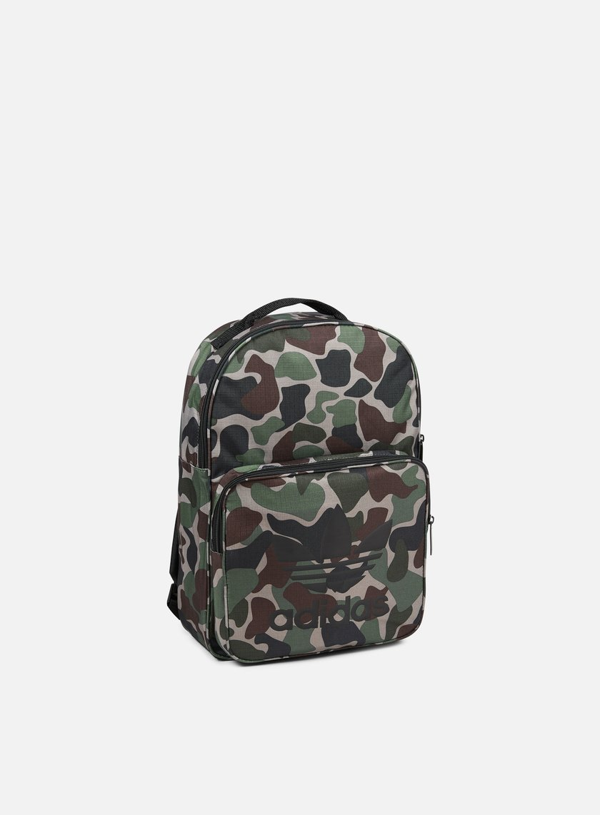 Adidas Originals - Classic Camouflage Backpack, Multicolor