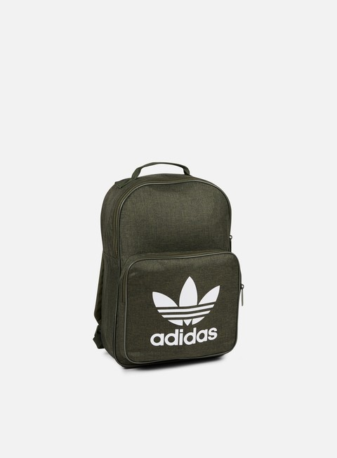 accessori adidas originals classic casual backpack night cargo