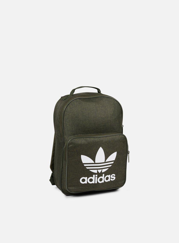 Adidas Originals - Classic Casual Backpack, Night Cargo