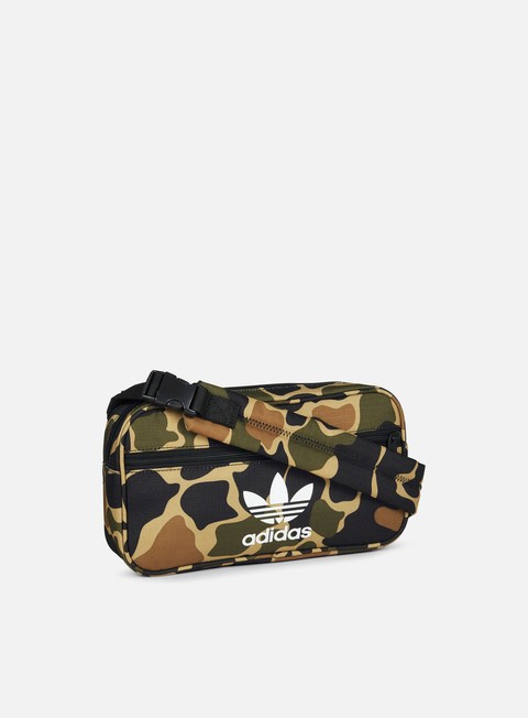 Outlet e Saldi Borse Adidas Originals Crossbody Camo Bag