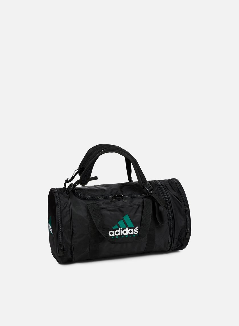 Adidas Originals - EQT Re-Edition Holdall Bag, Black