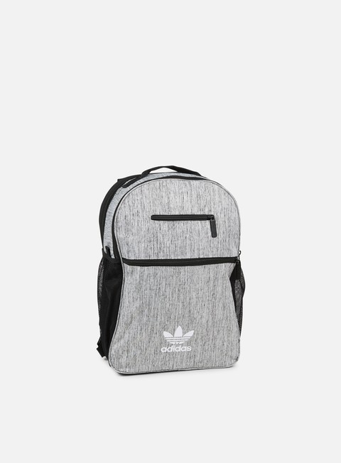 accessori adidas originals essential casual backpack black