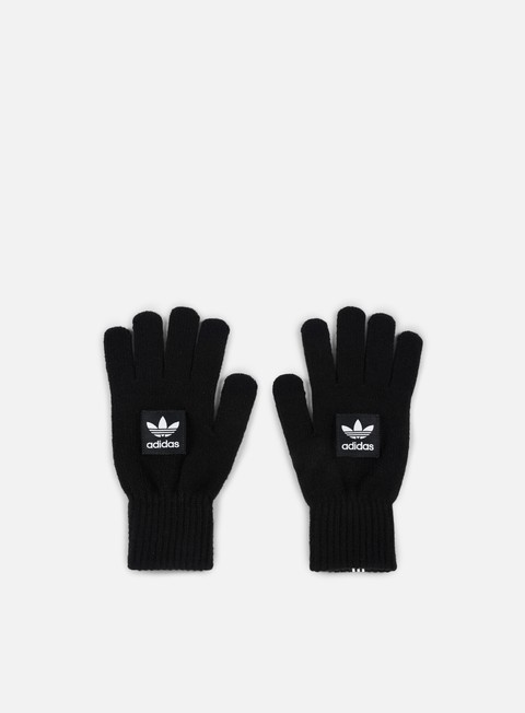 accessori adidas originals gloves smart ph black white
