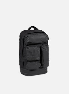 Adidas Originals - Multi Pocket Backpack, Black 1