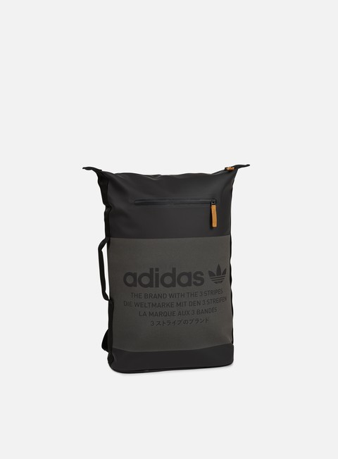 accessori adidas originals nmd day backpack black