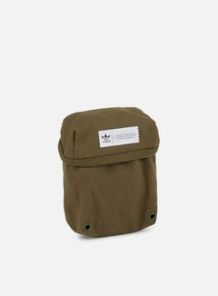 Adidas Originals - Pouch Bag, Olive Cargo 1