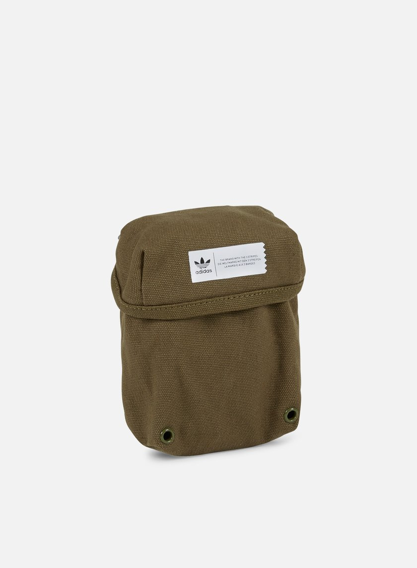 Adidas Originals - Pouch Bag, Olive Cargo