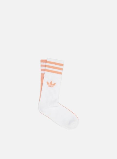 ONE SIZE Obey Mens New Times Socks II white