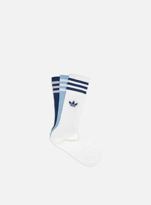 Calze Adidas Originals Solid Crew Socks