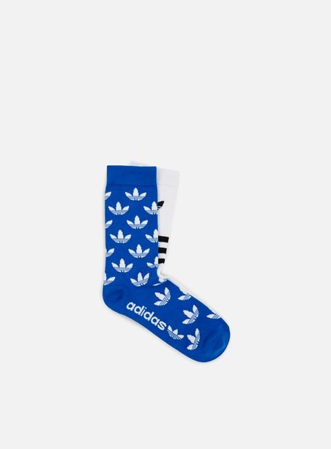 Socks Adidas Originals Trefoil Crew Socks