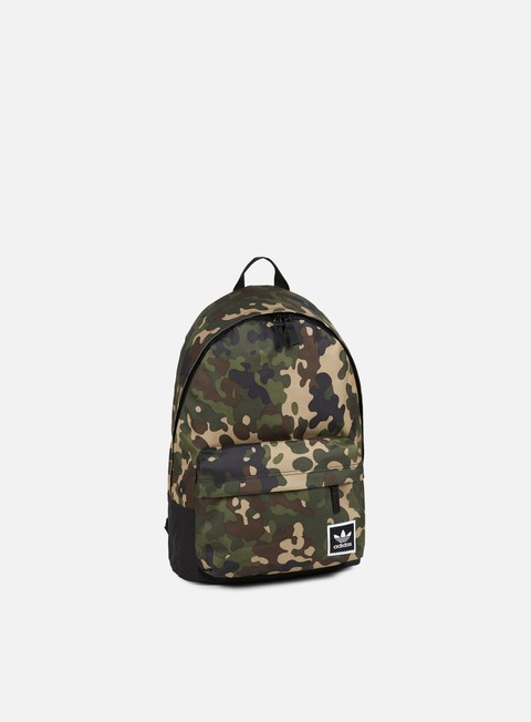 accessori adidas skateboarding blackbird trefoil backpack multicolor