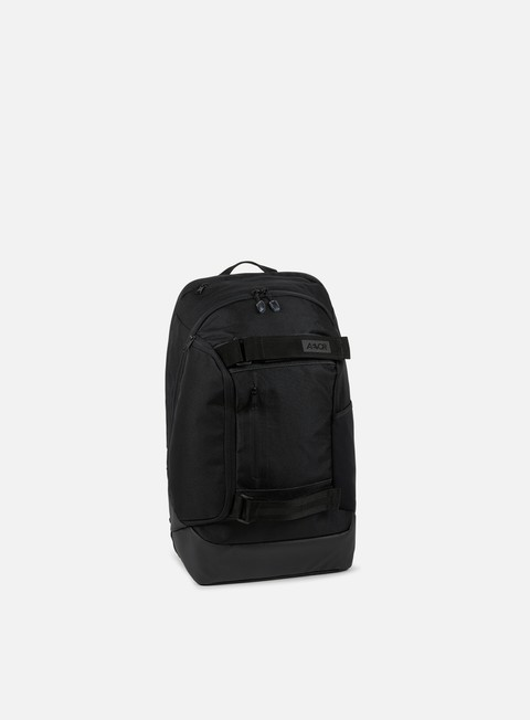 accessori aevor bookpack backpack black eclipse