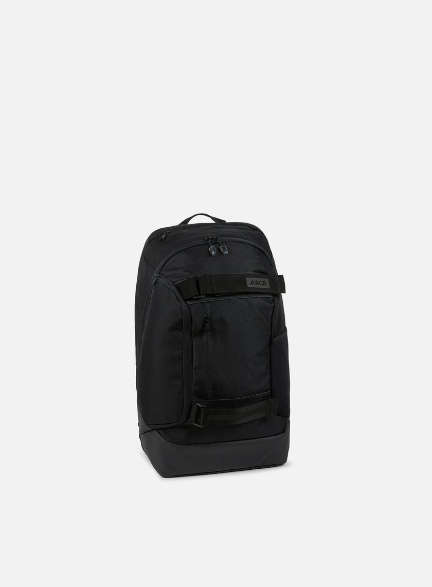 Aevor - Bookpack Backpack, Black Eclipse