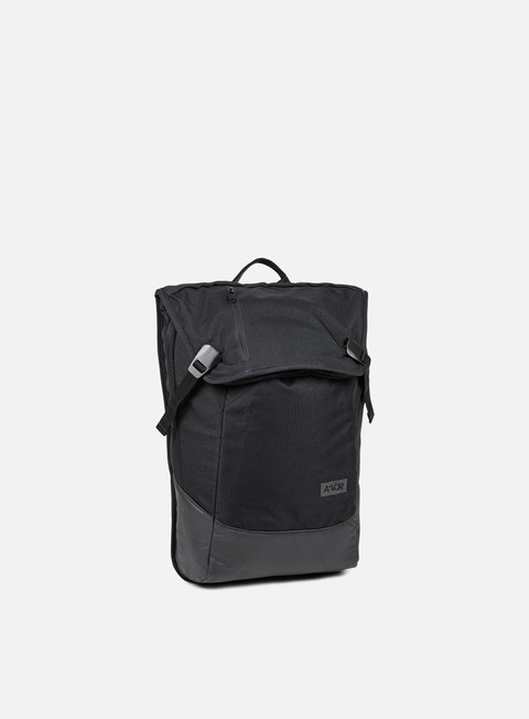 accessori aevor daypack backpack black eclipse