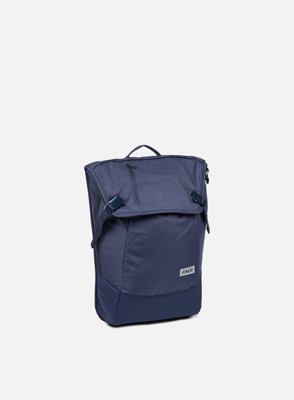 Aevor - Daypack Backpack, Blue Eclipse